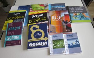 Agile-Scrum boeken
