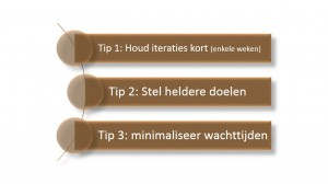RUP - iteratie tips  - IEP moederthema