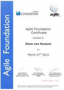 Agile Foundation certification